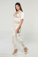 Pyjama Set - Ivory