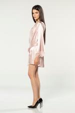 3 Piece Short Pyjama Set - Rose