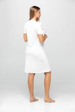 Short Nightdress - White