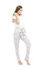 Floral Cotton Long Pyjama Set