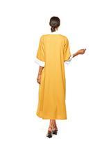 Kuwaiti Jalabiya - Yellow
