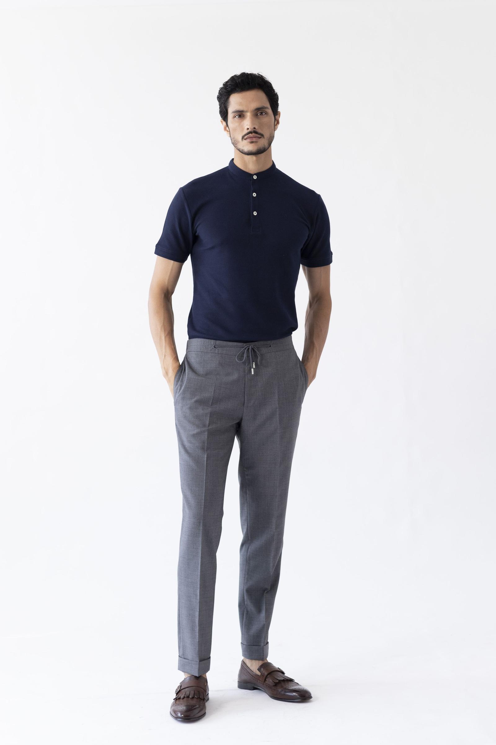Walkman Trouser - Grey