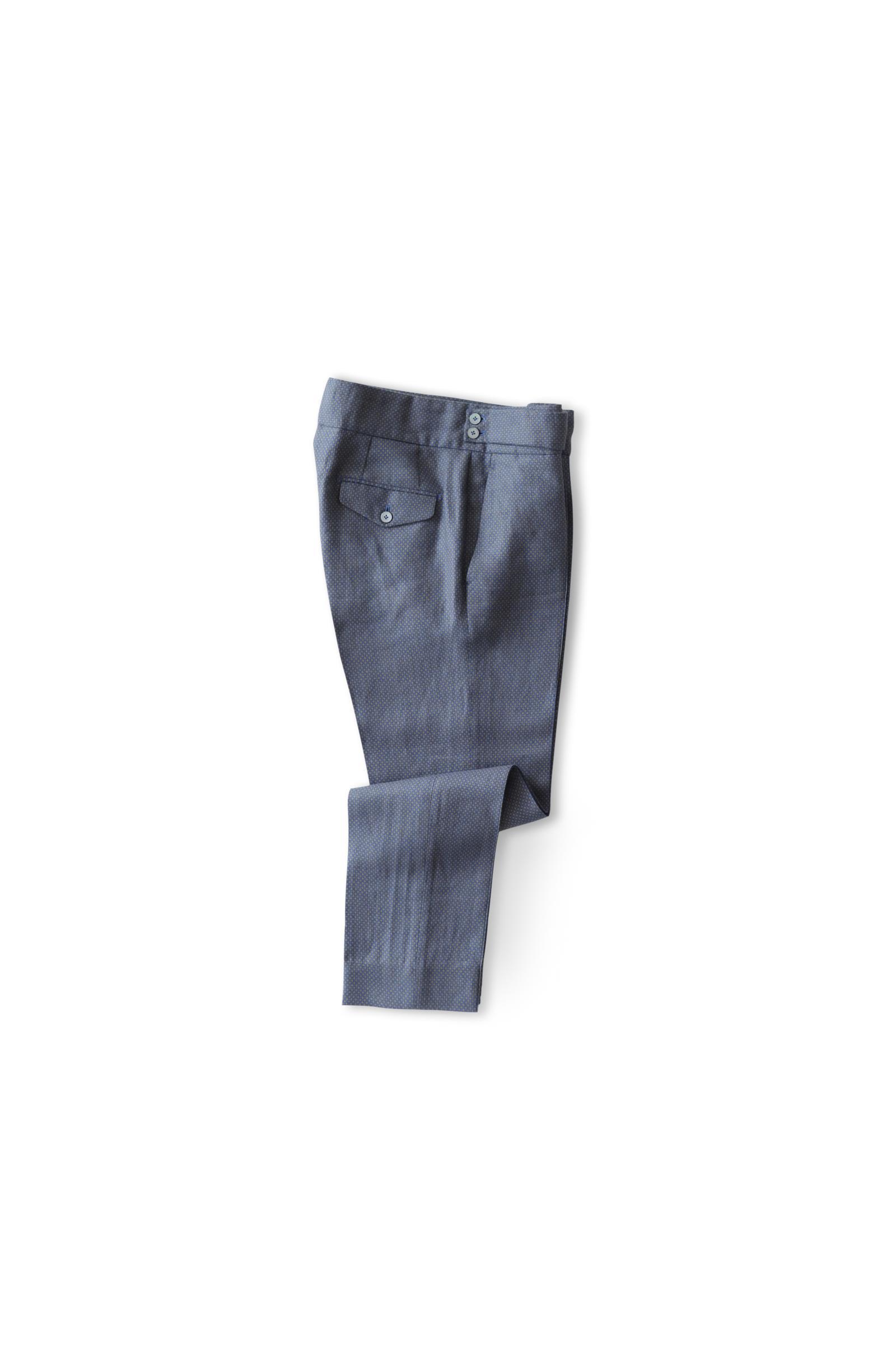Bahadur Trouser - Textured Linen