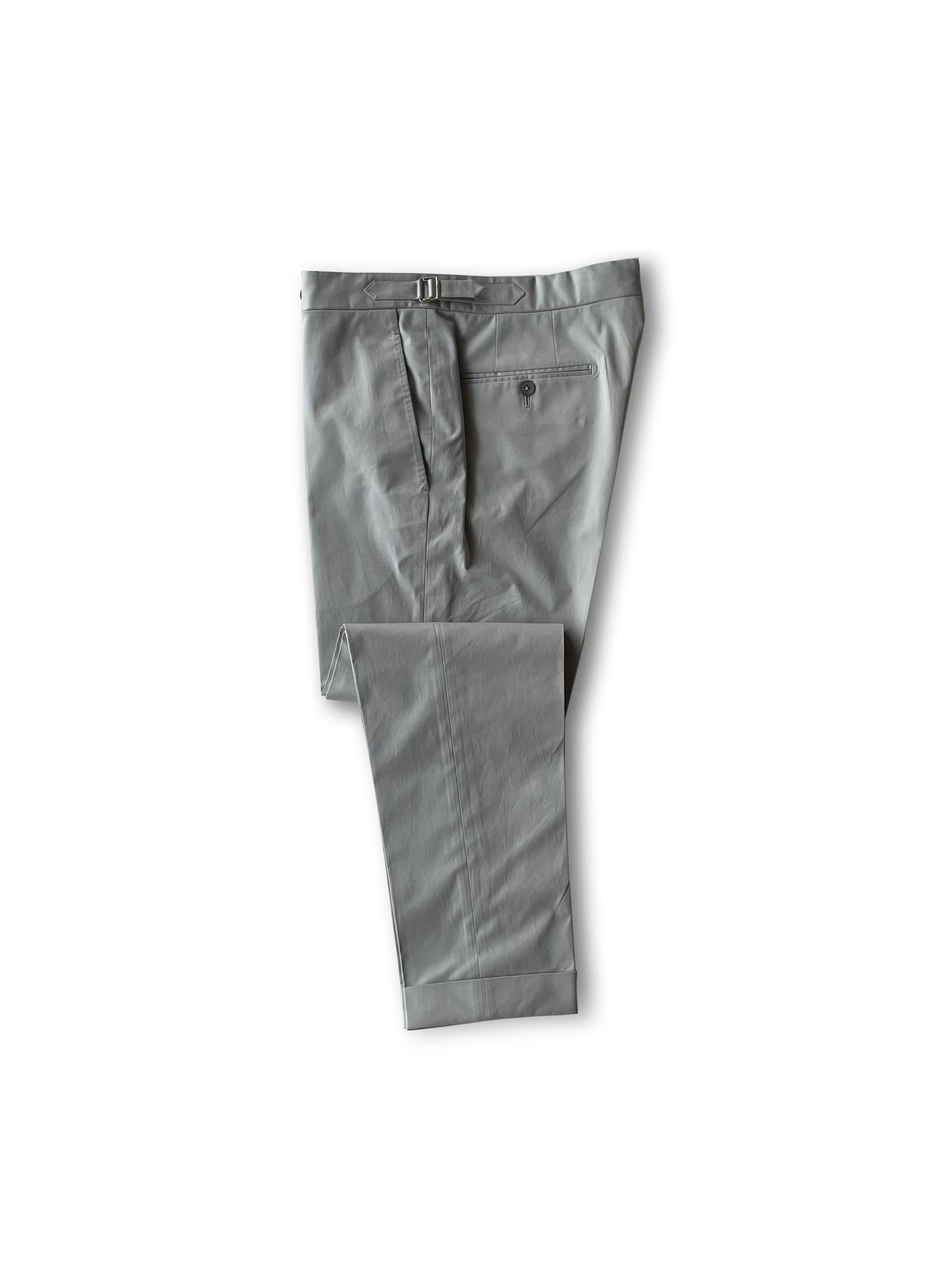 Grey Suit - Cotton