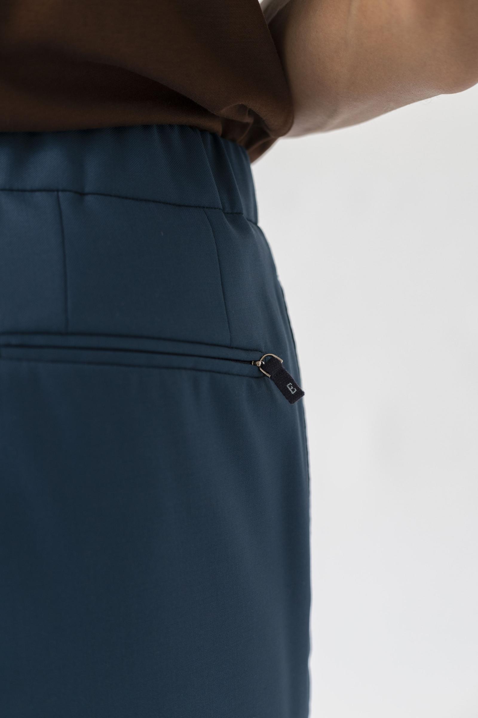 Walkman Trouser - Petrol