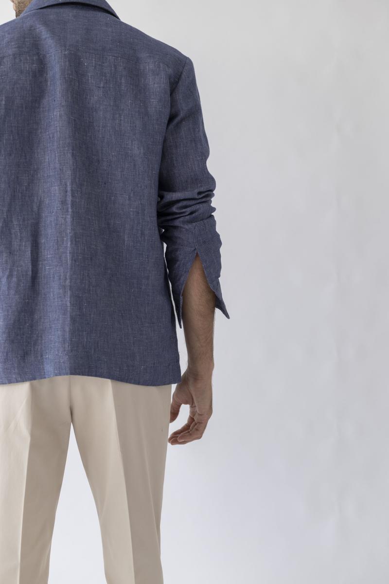 The All Day Masters Jacket - Melange Linen