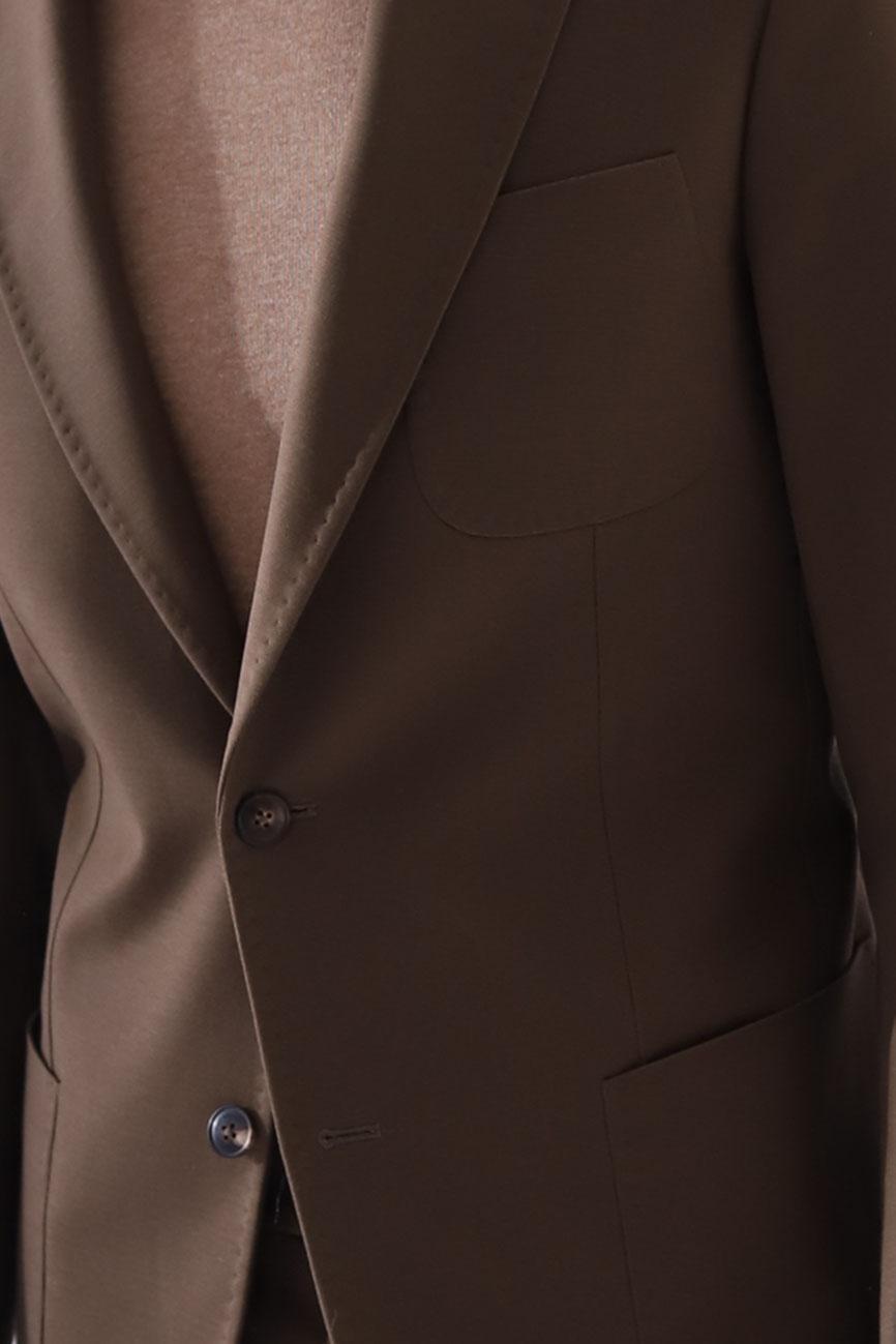 Brown Suit - Heavy Cotton
