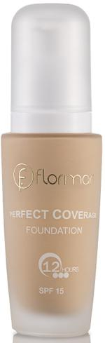 Flormar Perfect Coverage Foundation - 101