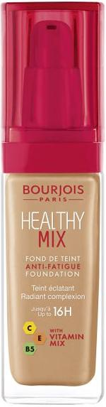 Bourjois Healthy Mix Anti-Fatigue Foundation 56 Light tan