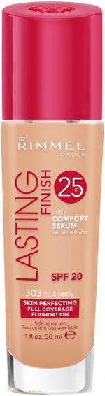 Rimmel London Lasting Finish 25 Hour Foundation True Nude