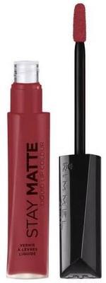 Rimmel London Stay Matte Liquid Lip Colour Fire Starter