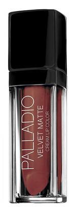 Palladio Velvet Matte Metallic Cream Lip Color-Organza