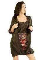 Fifth Season London Black Short Evening Dress (FS0018)