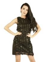 Fifth Season London Black Short Evening Dress (FS0022)