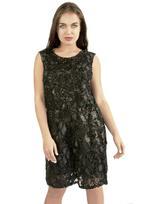 Fifth Season London Black Short Evening Dress (FS0043)