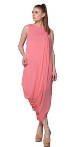 Mandira Wirk Pink Dress (MW/SS-18/DR-004)