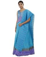 Latha Puttanna Blue & Purple Silk Tape Lehenga Set (AW19-12)