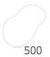 Vipera Nail Polish Jest 500