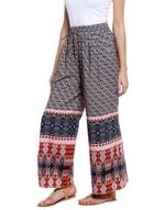 LoveGen Multicolored Printed Palazzos (A3)