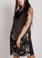 Fifth Season London Black Short Evening Dress (FS0174)