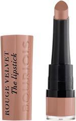 Bourjois Rouge Velvet The Lipstick 01 Hey Nude