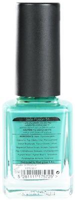 Nova Nails Water Based Nail Polish Jade Fusion # 51 -10 ml