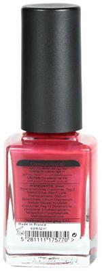 Nova Nails Water Based Nail Polish Crimson Red # 80 -10 ml