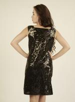 Fifth Season London Black Short Evening Dress (FS0150)