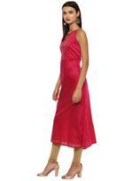 Imara Pink A-Line Kurta (A18GULDR508A)