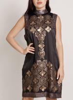 Fifth Season London Black Short Evening Dress (FS0128)