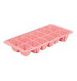 Ice Cube Tray (12 Ice Cubes) - Pink
