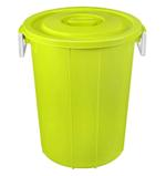 Bucket With Lid (60.5L) - Green