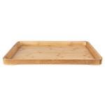 Fiesta Wooden Tray 28*21 cm