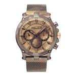 Police Men's Taman Analog Watch P 15920JSMBN-20MM