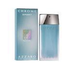 Azzaro Chrome Sport For Men Eau De Toilette  100ML