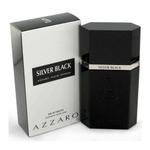 Azzaro Silver Black For Men Eau De Toilette 100ML