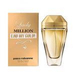 Paco Rabanne Lady Million Eau My Gold For Women Eau De Toilette 80ML