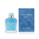 Dolce&Gabbana Light Blue Eau Intense Pour Homme For Men Eau De Parfum 200ML