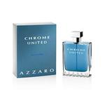 Azzaro Chrome United For Men Eau De Toilette 200ML