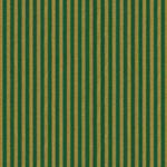 PIN STRIPES GREEN/GOLD