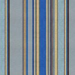 SILKY STRIPE BLACK/BLUE