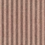 Matte Finish Rust Stripe Upholstery Fabric