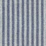 Matte Finish Grey Blue Stripe Upholstery Fabric