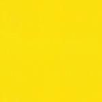 Yellow Plain Leatherite Feel Upholstery Fabric