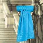 THE ROMAN BATH TOWEL BLUE MOON