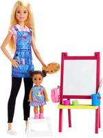Barbie Career Doll Playset