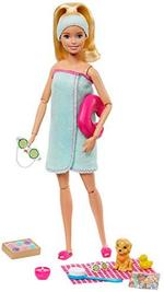 Barbie Wellness Playset + Doll
