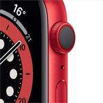 Apple Watch Series 6 GPS + Cellular, 40mm PRODUCT(RED) Aluminium Case with PRODUCT(RED) Sport Band - Regular