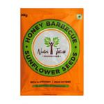 Honey Barbecue Sunflower Seeds