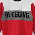 Genius Girls Sweatshirt With Full Legging Set , Grey/Red - HDGLAW202195